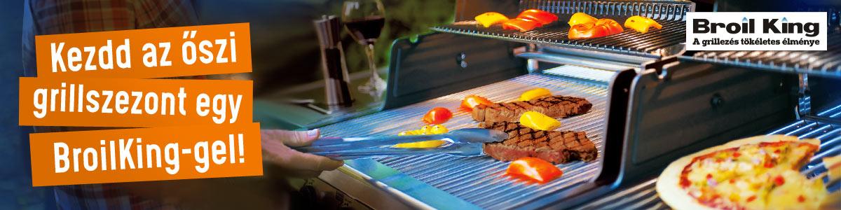 Őszi grillvásár