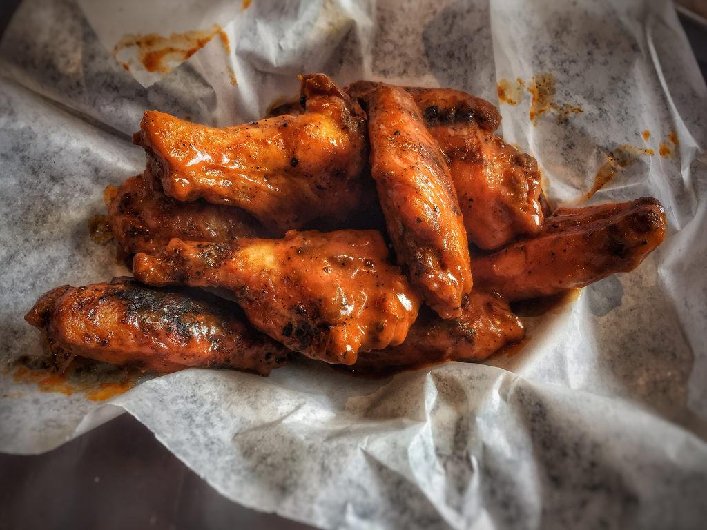 Édes-erős grillezett csirkecombok