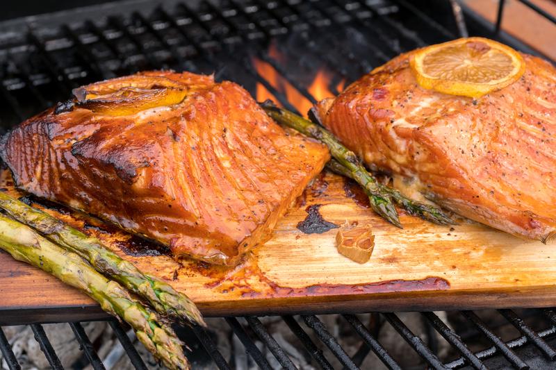 Van élet a steaken túl? - Lazac, kacsamell, rák, zöldségek