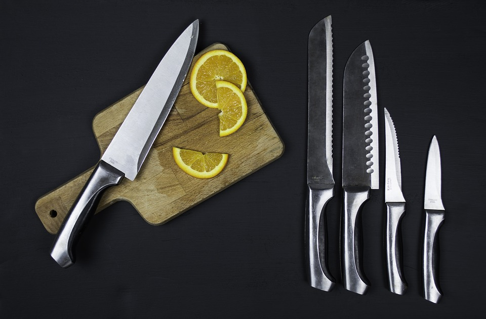 Milyen az ideális kés főzéshez, sütéshez?