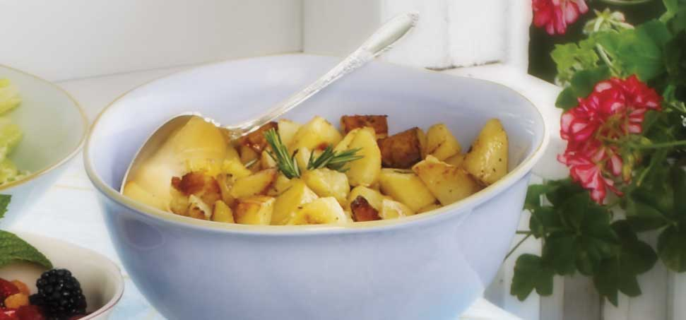 Grillezett rozmaringos krumpli