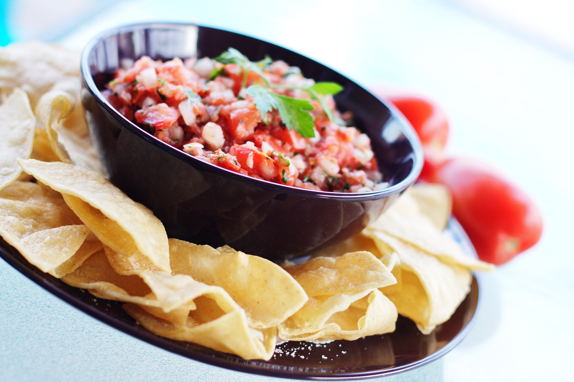 Egy izgalmas mártogatós: grillezett salsa