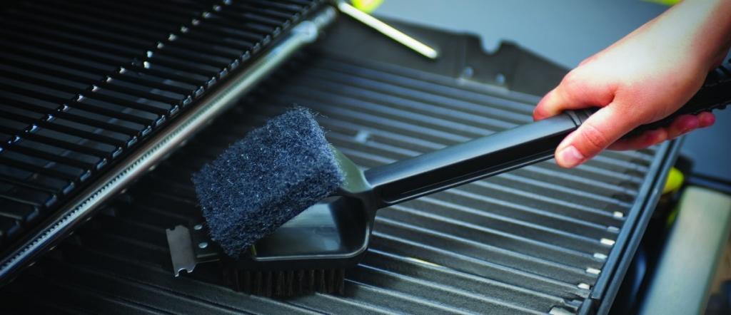 3 tuti tipp a grilltisztításhoz