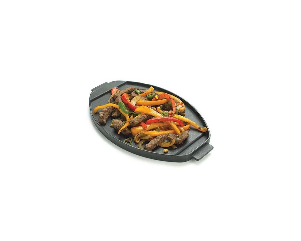 Grillező öntöttvas sütőlap KEG faszenes grillsütőhöz