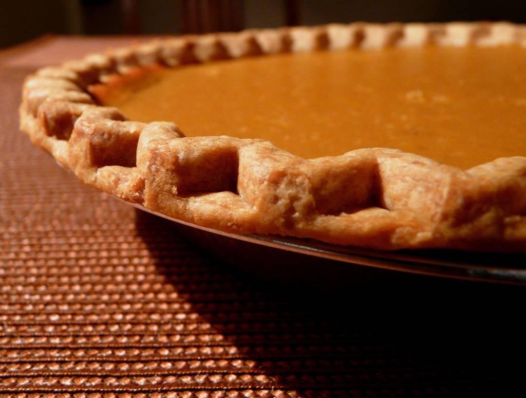 Grillezés őszi hangulatban: Sütőtök pite