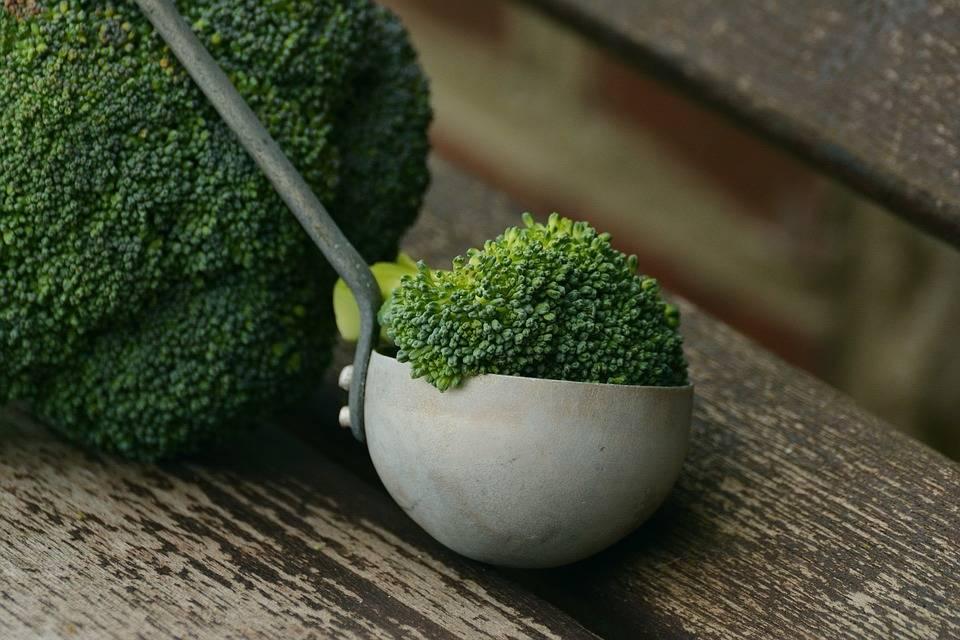 Fűszeres grill brokkoli