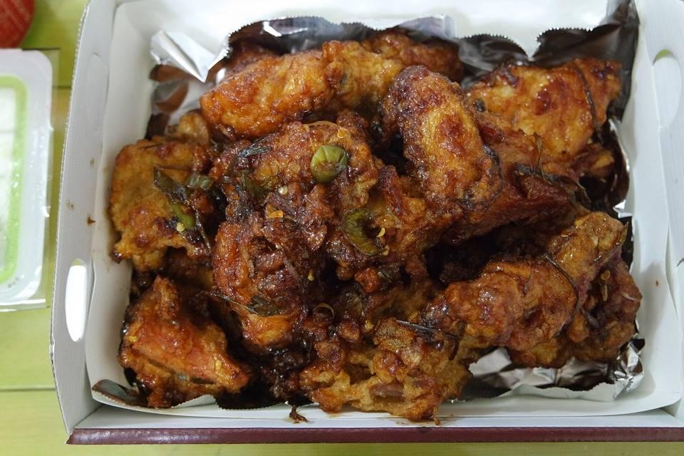 Édes-csípős csirkecombfilé