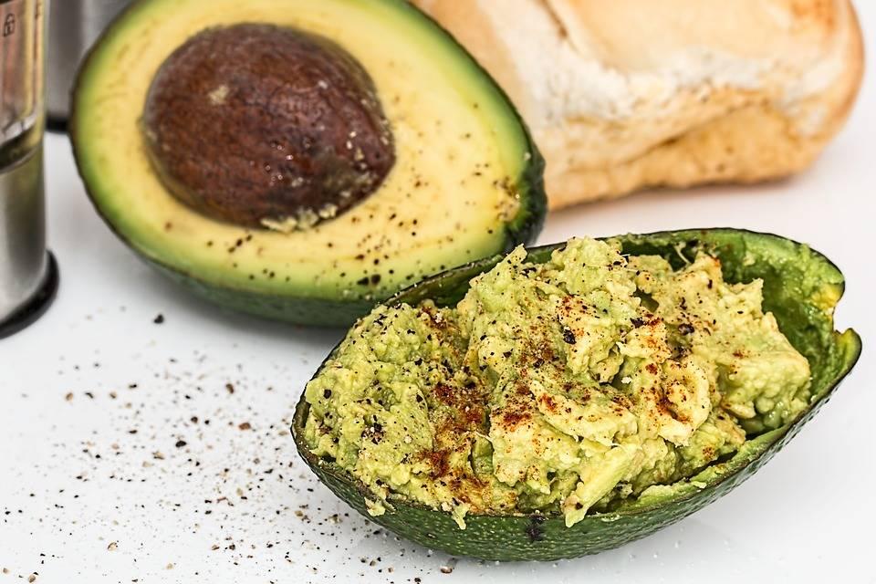 Grillezett guacamole