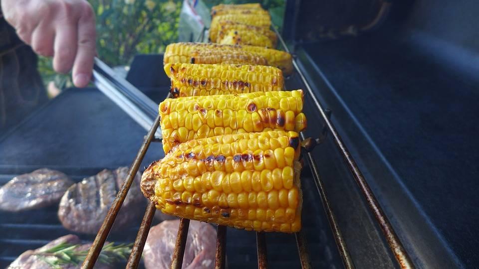 Sörös grill kukorica