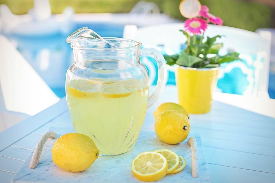 Grillezett limonádé