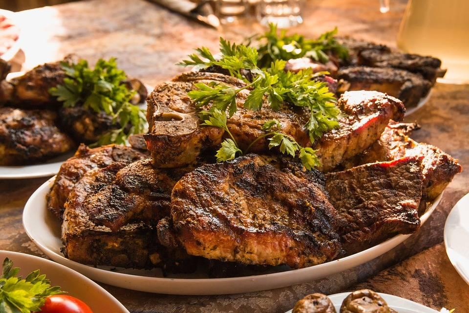 Vietnámi grillezett steak