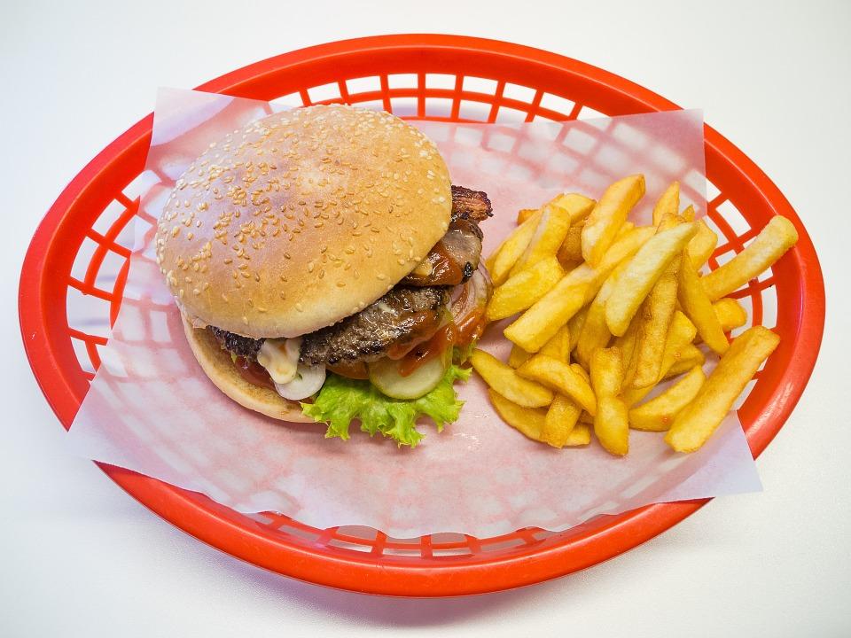 Hawaii hamburger, a gyerekek kedvence