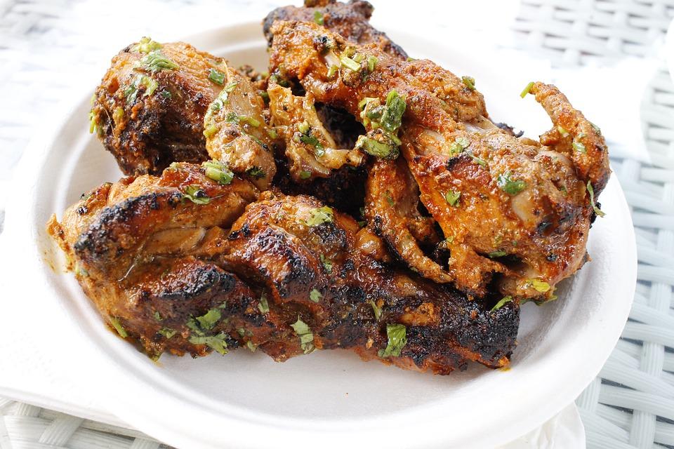 Perui grillezett csirke