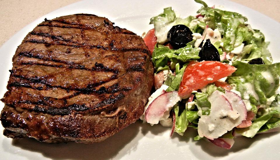 Tökéletes rib eye steak 4 hozzávalóból