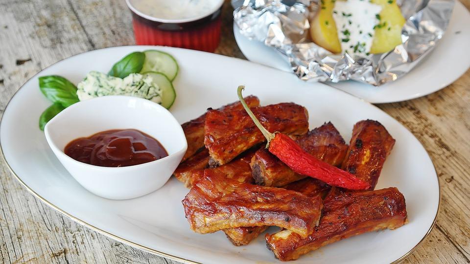 Ázsiai ihletésű grillezett borda chilivel