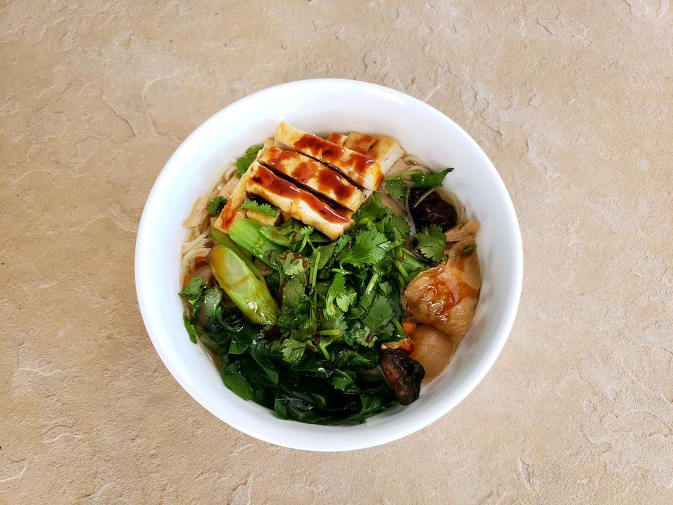 Olaszos grillezett tofu