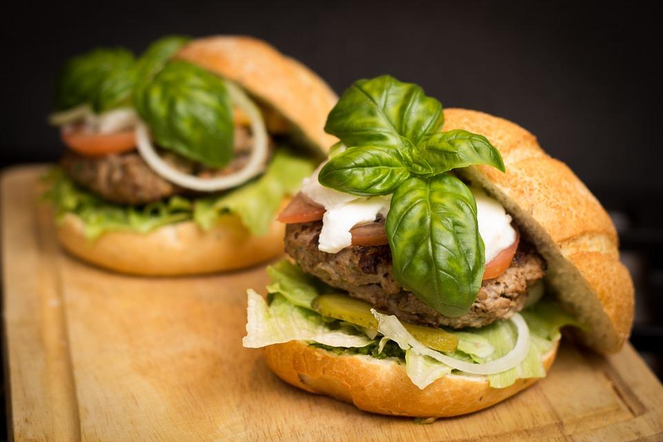 Kalóriaszegény bárányburger