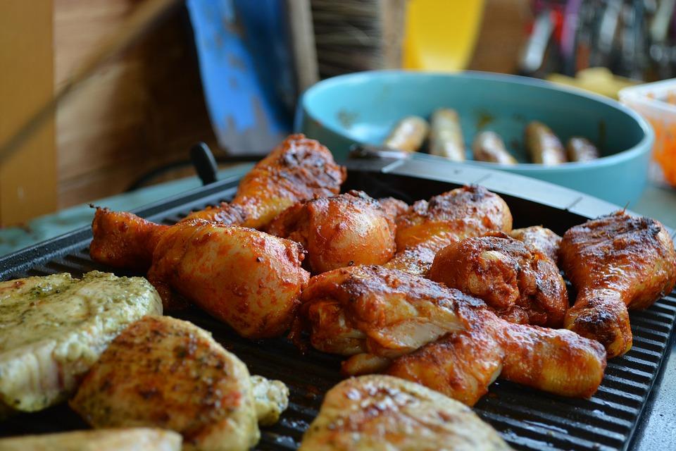 Mexikói csirke chipotlés páccal