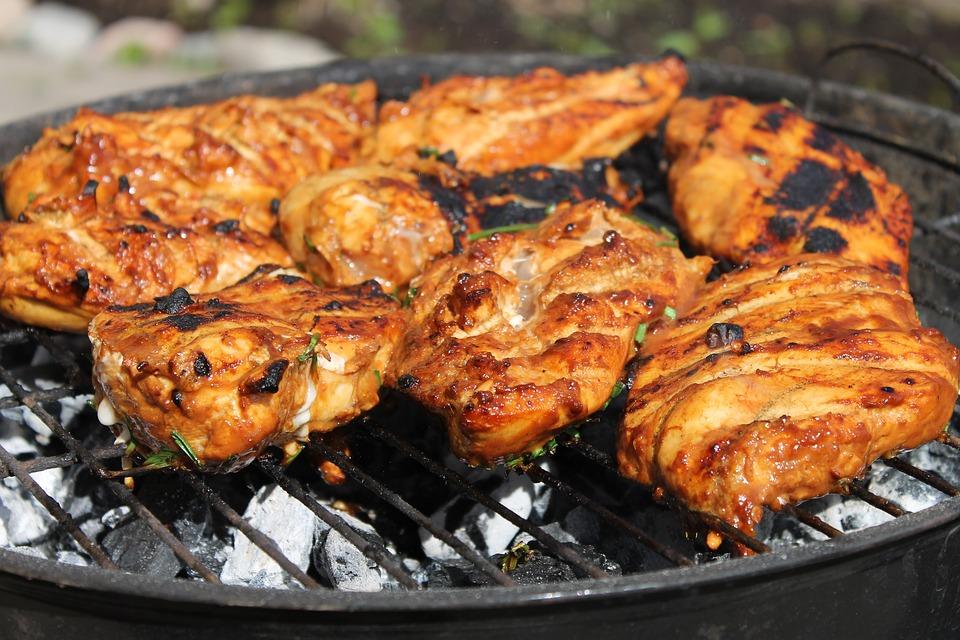 Grillezett csirke karibi ízvilággal