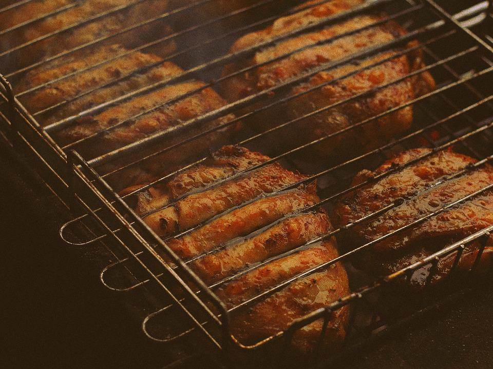 Almalében pácolt csirkemell