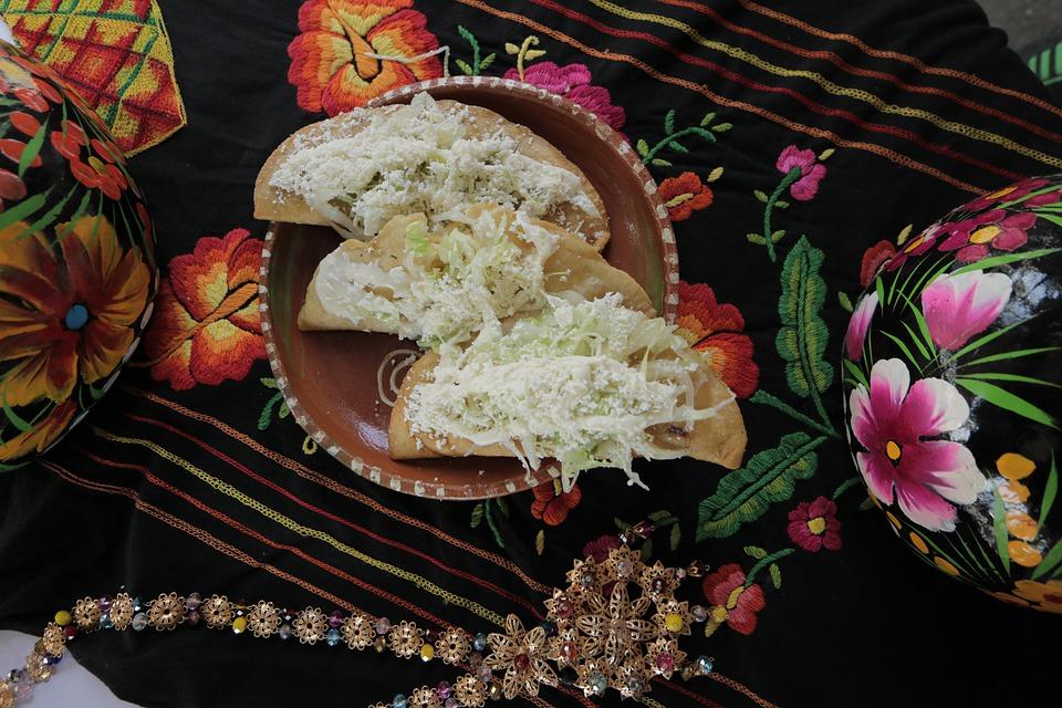 Kék sajtos taco