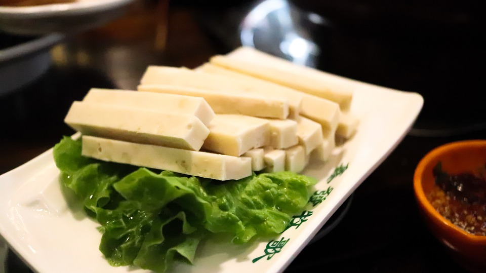 Olaszos pácban érlelt tofu