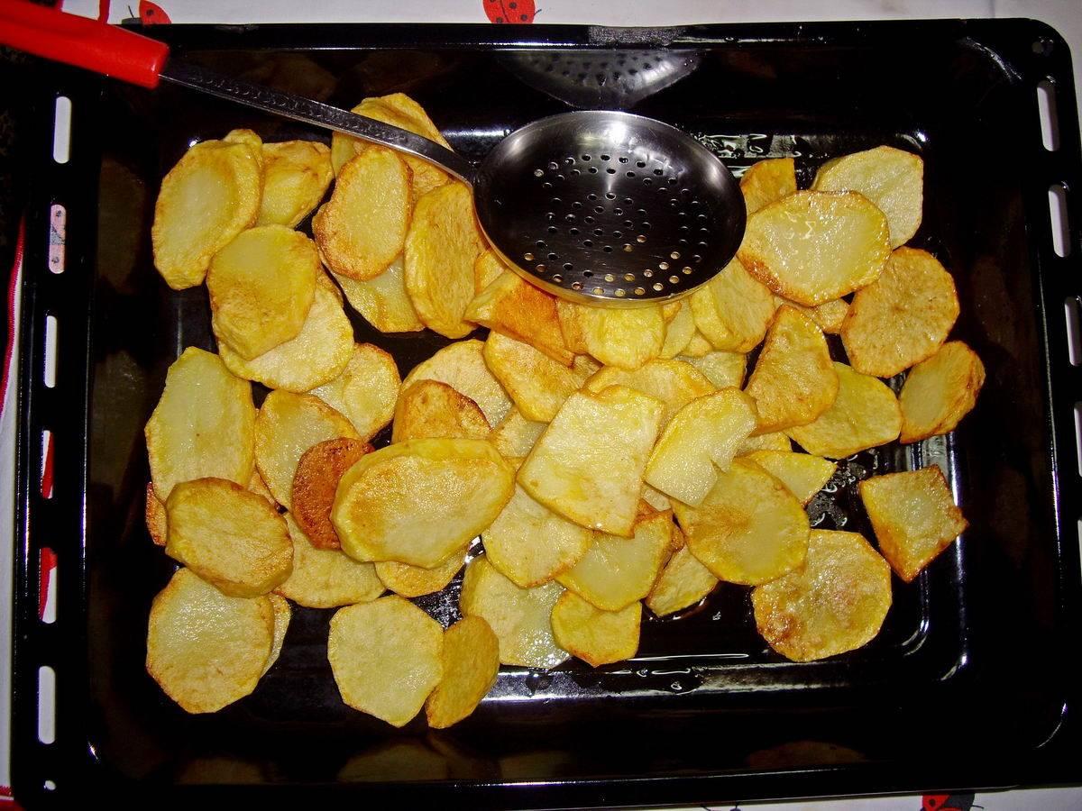 Grillezett burgonya rozmaringgal és fokhagymával