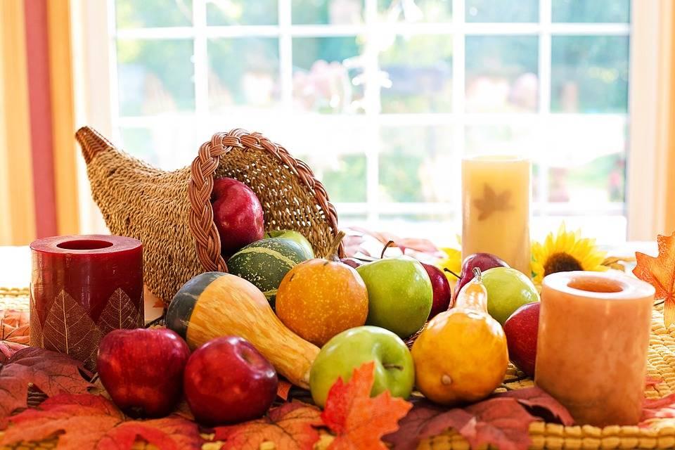 Őszi gyümölcsök a grillen