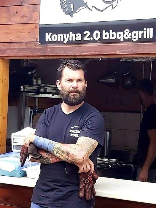 Népszerű street food a grillről szeptember 12-én