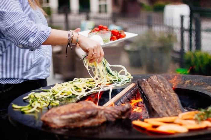 Milyen tüzelőt vagy olajat használj az OFYR grillhez?