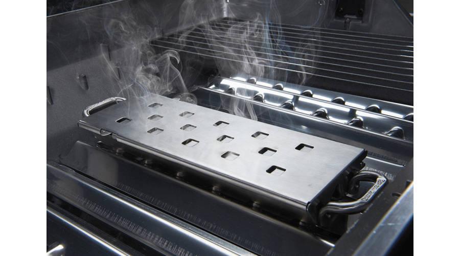 Gázgrillen sem kell lemondania a füstös aromáról