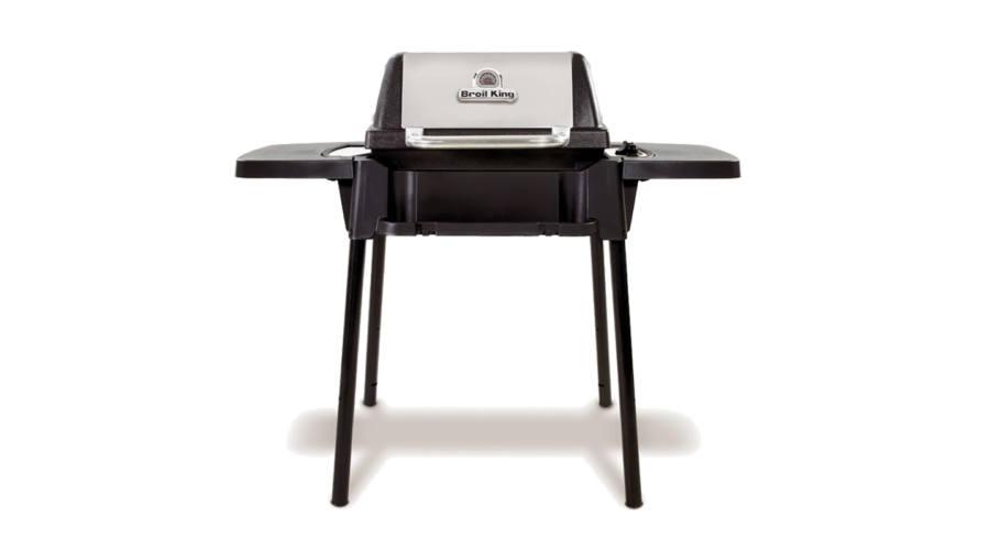 Hordozható profi grill