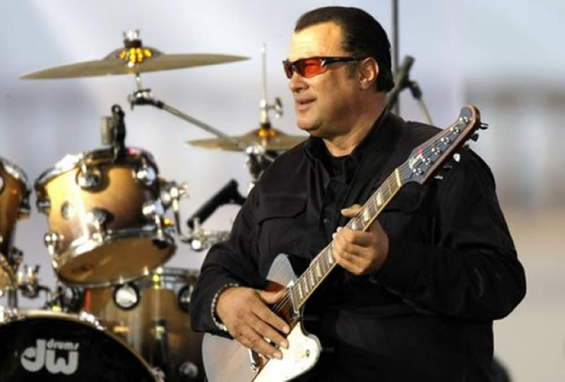 Steven Seagal Blues Band (június 27.)